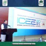 The exhibition was graced by Honorable PM Mr. Imran Khan, President Naya Pakistan Housing & Development Authority Mr. Lt. General (R) Anwar Ali Hyder, Senator Mr. Azam Swati, President Quetta Chamber of Commerce, and Ambassador to the Republic of Korea Mr. Suh Sangpyo.
